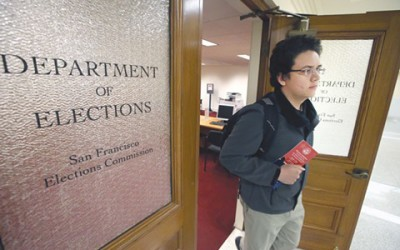 Outlook improving for SF's youth voting measure