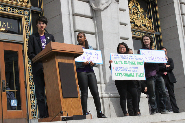 Op-Ed: Why S.F. should lower voting age