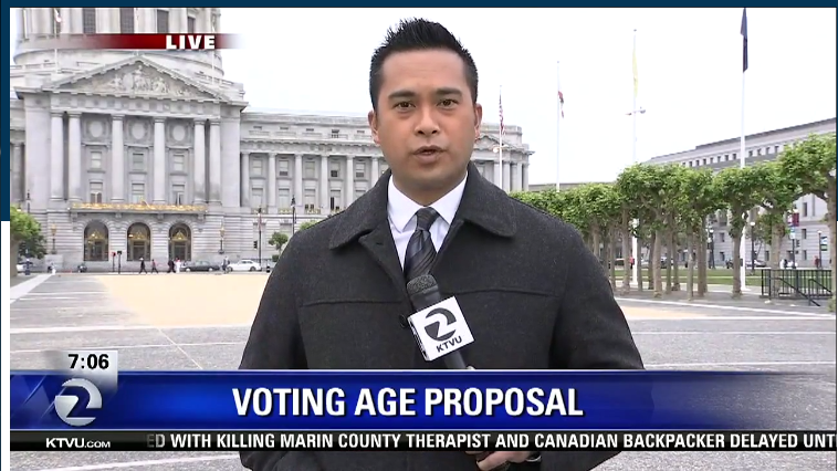 SF Supervisors to Consider Lower Voting Age