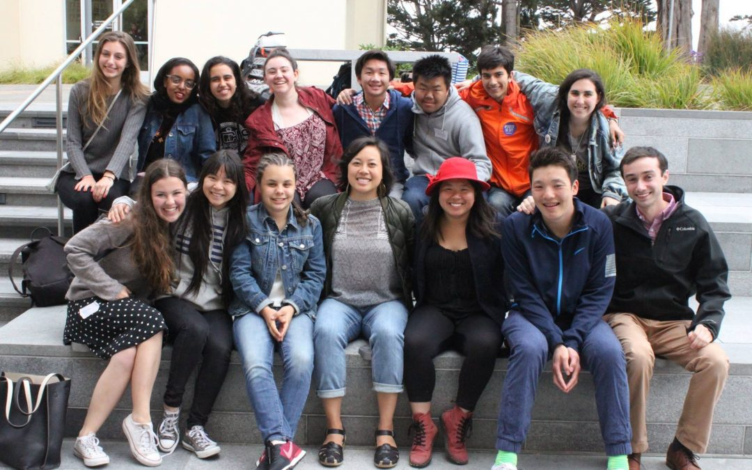 Sharing Stories, Building Skills, and Making Plans: The First Vote16USA Youth Advisory Board Retreat