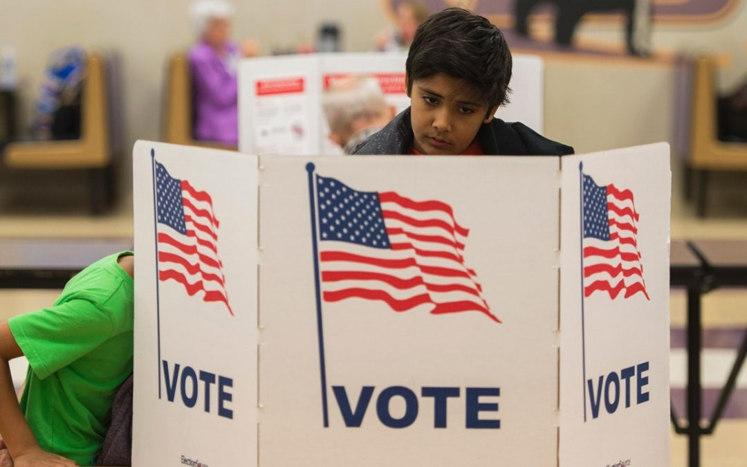 To Bridge the Political Divide, Let Minors Vote