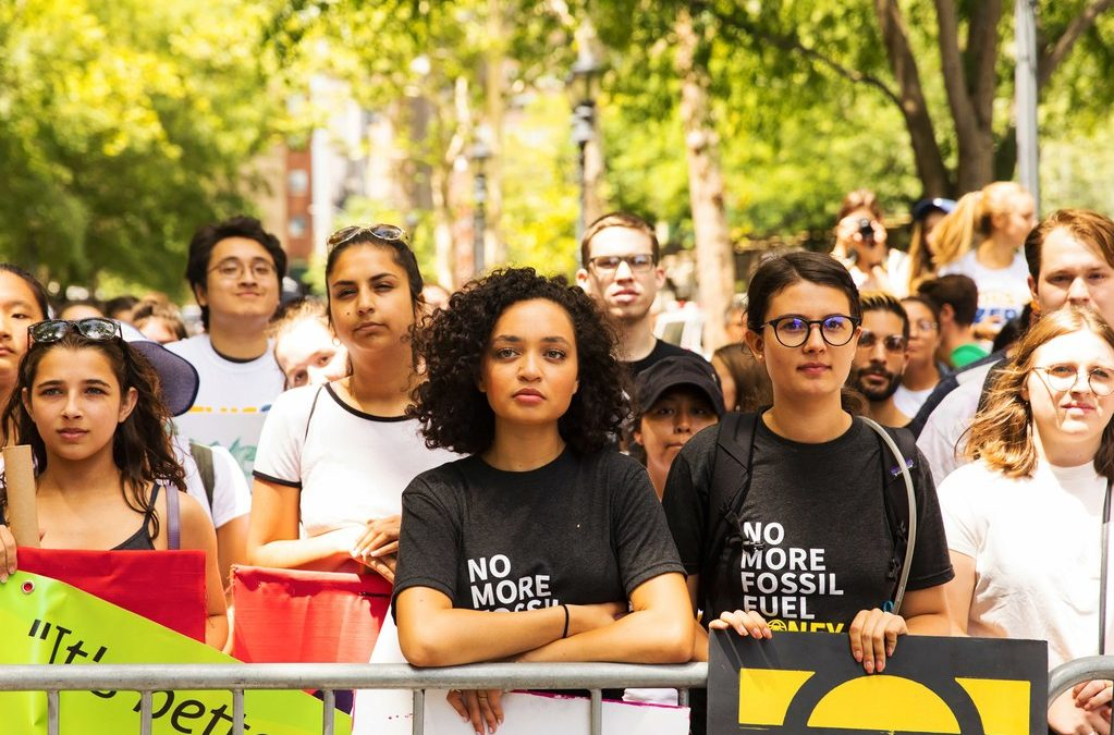 The Teen-Agers Fighting for Climate Justice