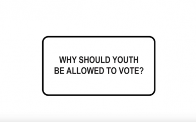 Why Should Youth Be Allowed to Vote? – NYRA