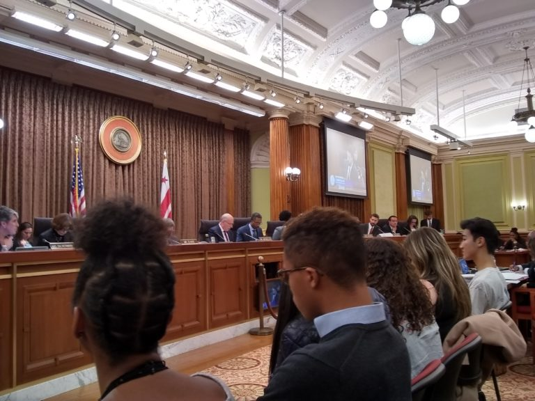 'We're Not Going Anywhere': Teen Activists Aren't Giving Up Fight To Lower Voting Age After Council Setback