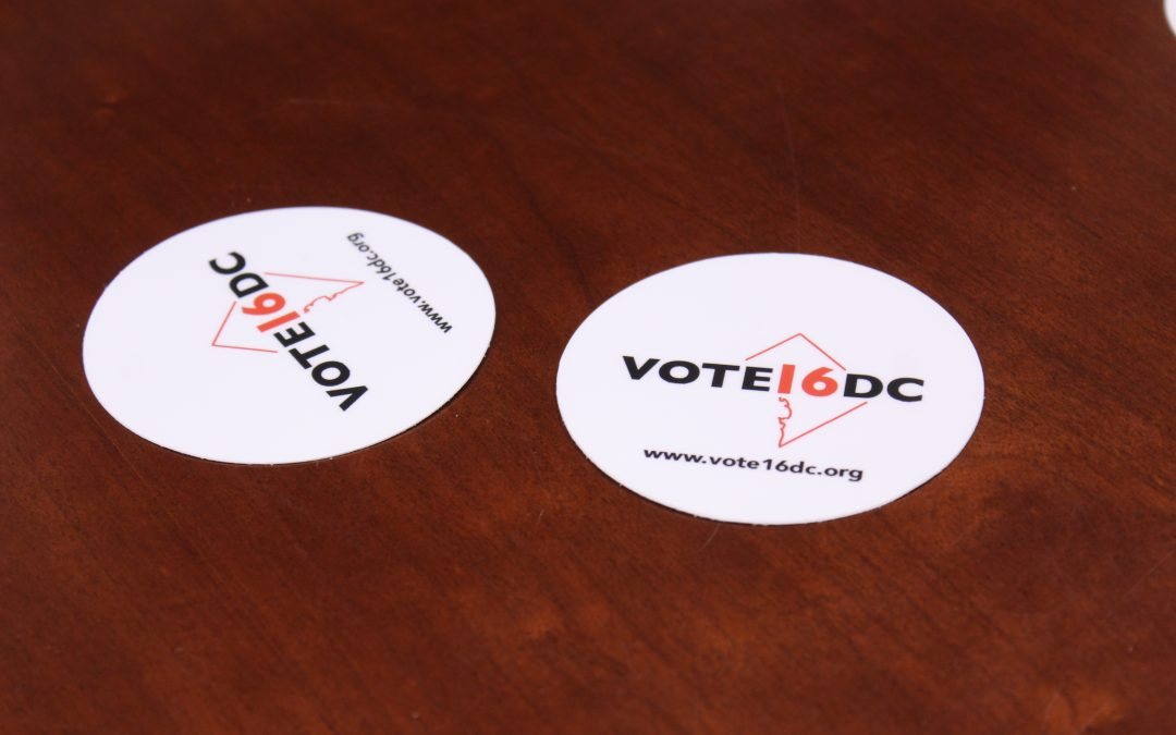 Bill lowering DC voting age to 16 passes committee