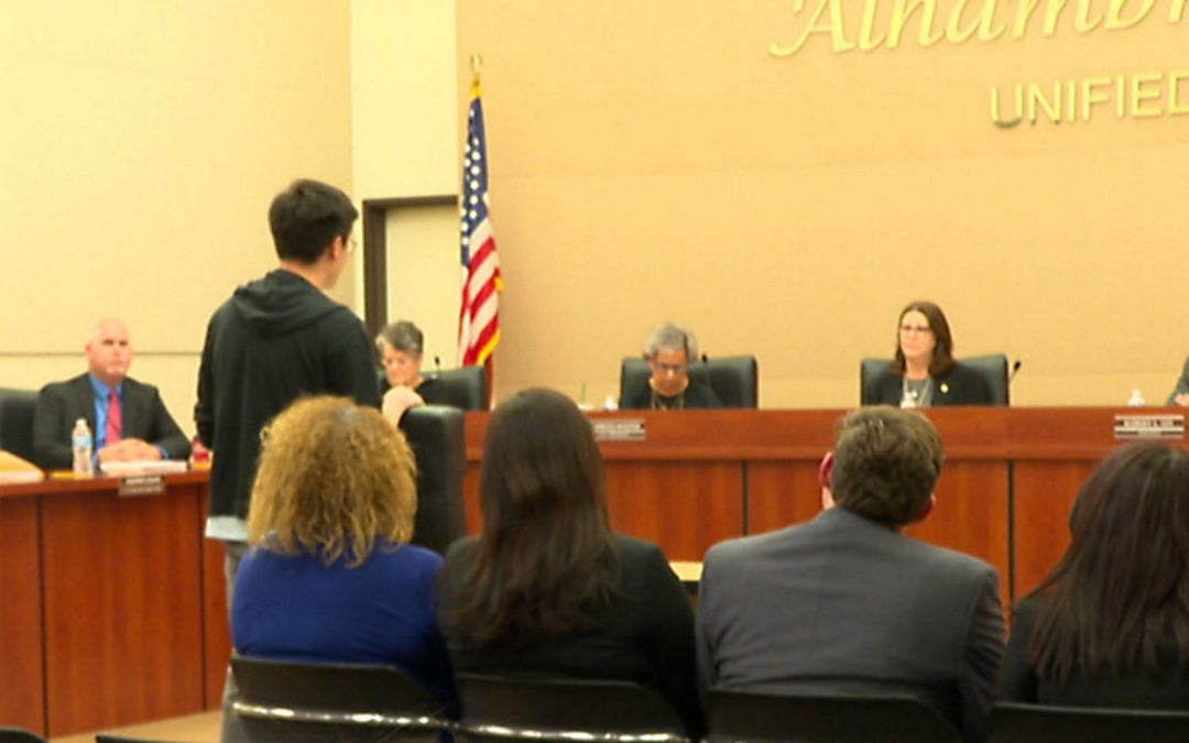 San Gabriel Valley Students Want Voting Age Lowered to 16