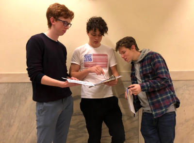Students lobby for MA bill that could lower the voting age
