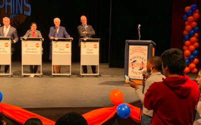 Chicago Mayor Candidates Respond to Student Questions at Forum