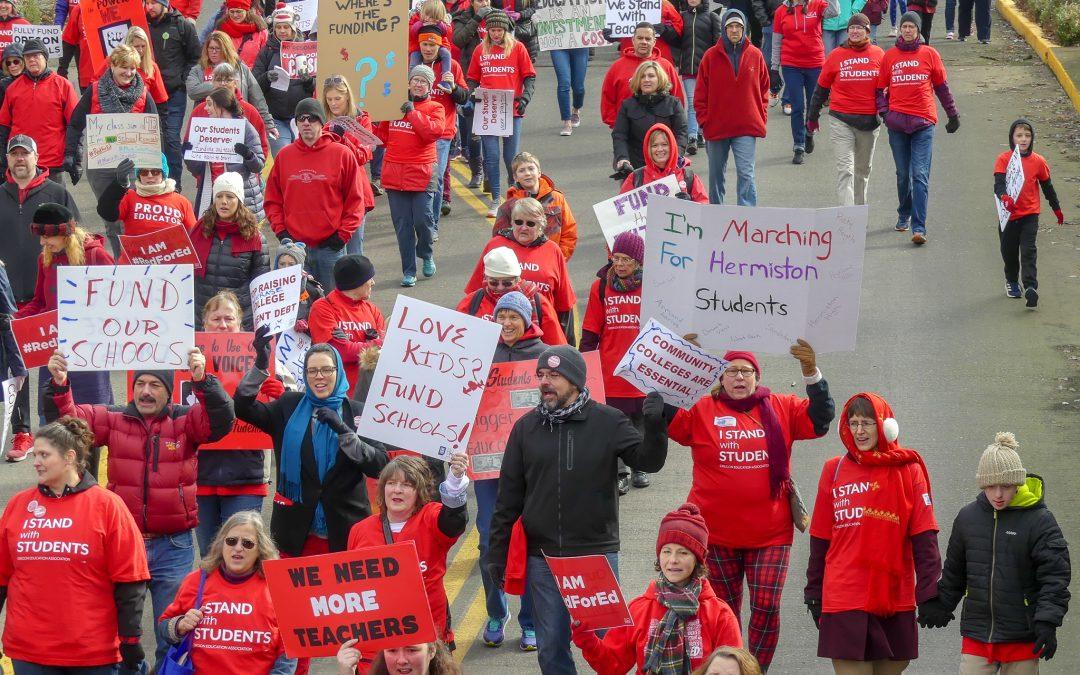Oregon legislators float plan to lower voting age to 16