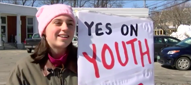 Yes on youth: Brattleboro considers lowering the voting age
