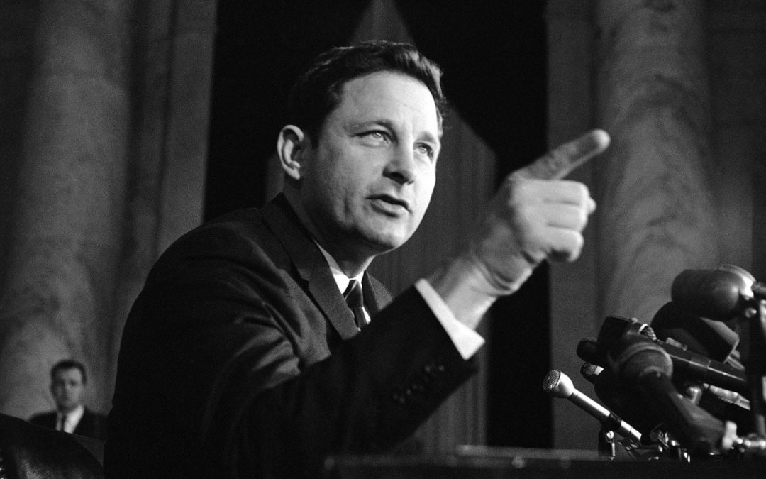 We're living in Birch Bayh's world. We just don't know it.