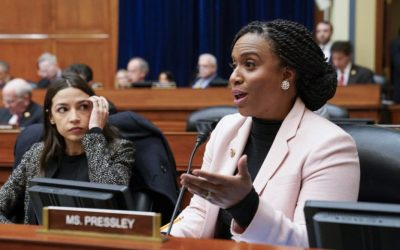 Ayanna Pressley's Amendment Would Lower the Voting Age to 16
