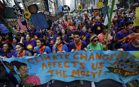 Let teens who march for the planet vote to save it