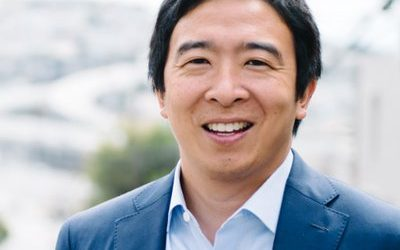 Andrew Yang proposes lowering voting age to 16