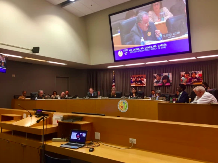 LAUSD might push to drop voting age to 16 for board elections