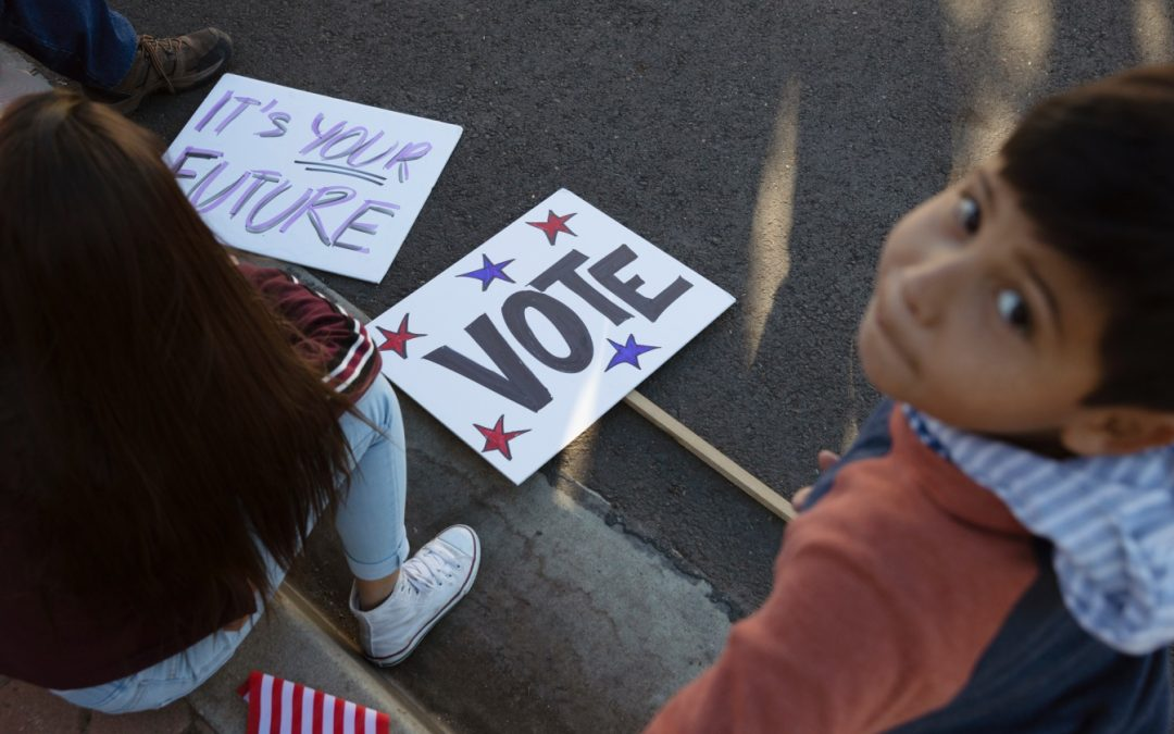 A Lower Voting Age Isn't Just About Politics