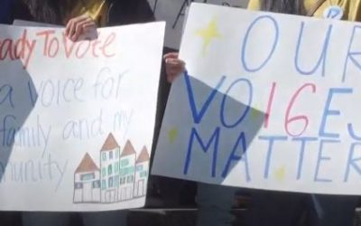California Assembly approves measure to lower voting age to 17