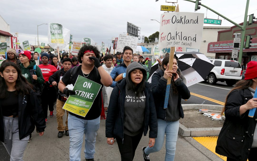 Oakland Students Won the Right to Vote in School Board Elections